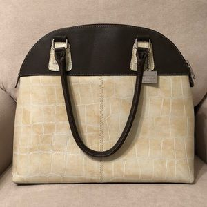 Rate Piel Leather Purse